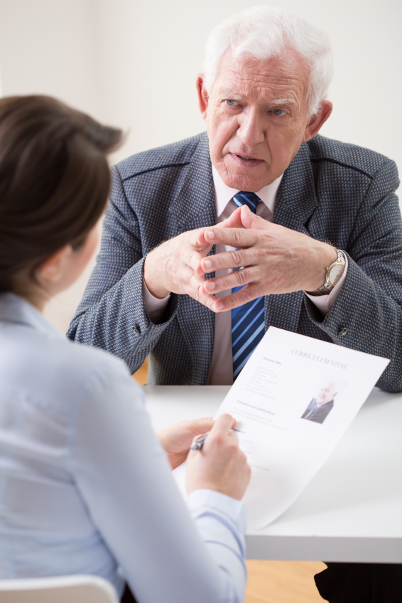 Get wisdom from your elders at your internship