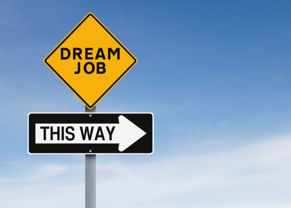 Dream Job This Way